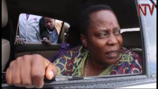 Luweero police foils Betty Nambooze's DP meeting, arrests and detains 7 party members thumbnail