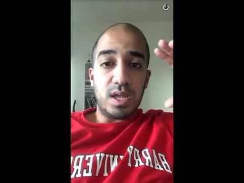 احمد ردادي يتحدث عن دونالد ترامب