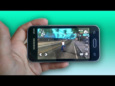 ИГРЫ НА Samsung Galaxy J1 Mini (nxt) - Gaming Test