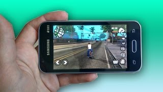 ИГРЫ НА Samsung Galaxy j1 Mini (nxt) - Gaming Test