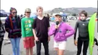 San Miguel Surf Open with Marriana Hammann