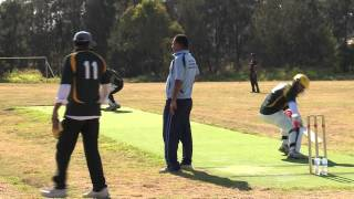 Australian Muslims hold national charity cricket tournament