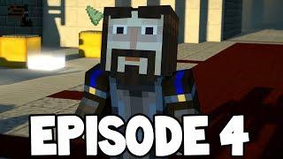 Minecraft Story Mode: Season 2 - EPISODE 4  - NINJA IVOR !?
