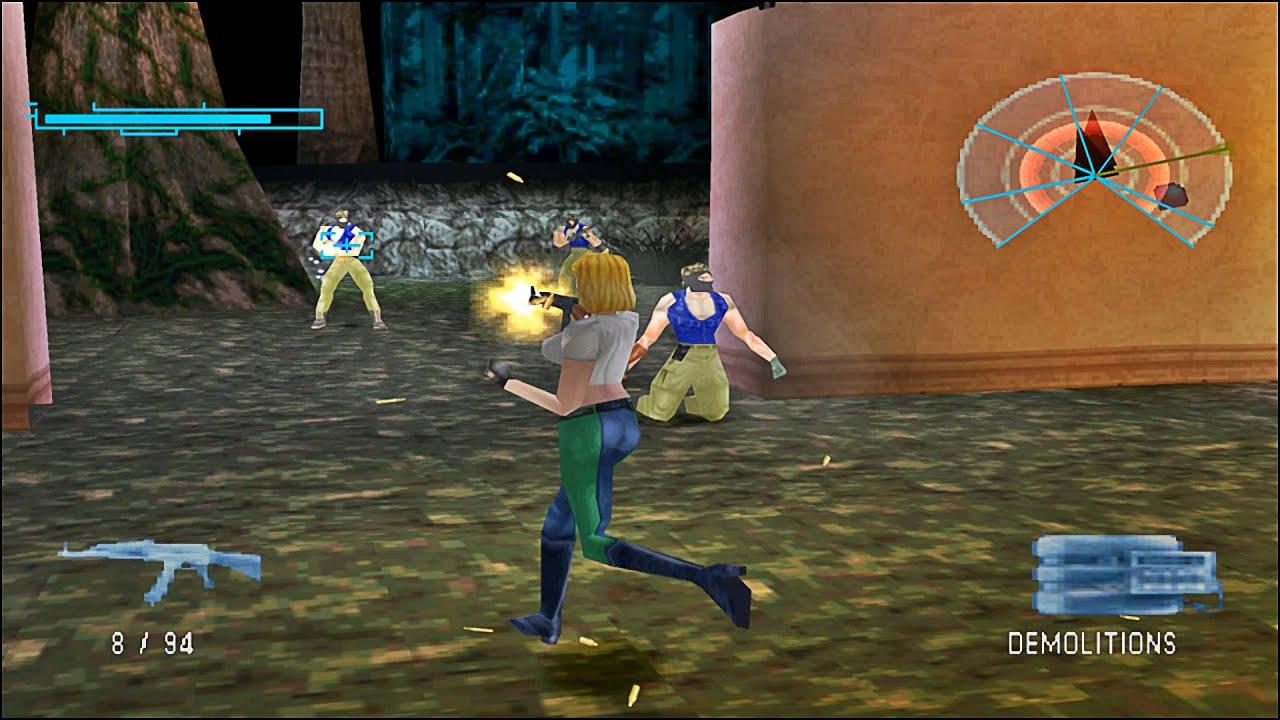 Danger Girl PS1 ROM #7