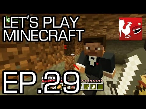 Let's Play Minecraft - Episode 29 - The Walls