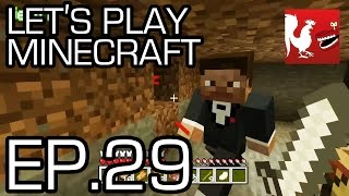 Let's Play Minecraft - Episode 29 - The Walls   Rooster Teeth
