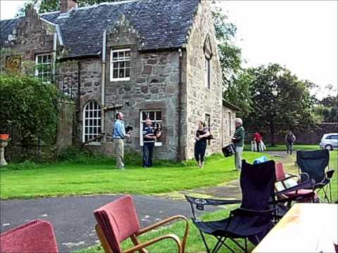 Jamming at Hunterston Castle.wmv
