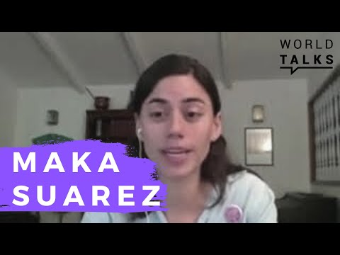 World-Talks # Maka Suarez