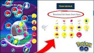 HOW TO GET AN INSANE AMOUNT OF ITEMS FROM ONE SPIN! (POKÉMON GO)