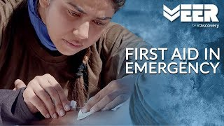 Emergency First Aid Training at Camp ICS | India