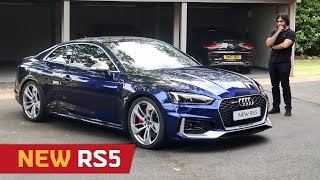 Curious Case of the NEW AUDI RS5