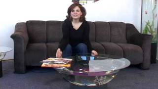 Mirrortek Coffee Table Aquarium.avi