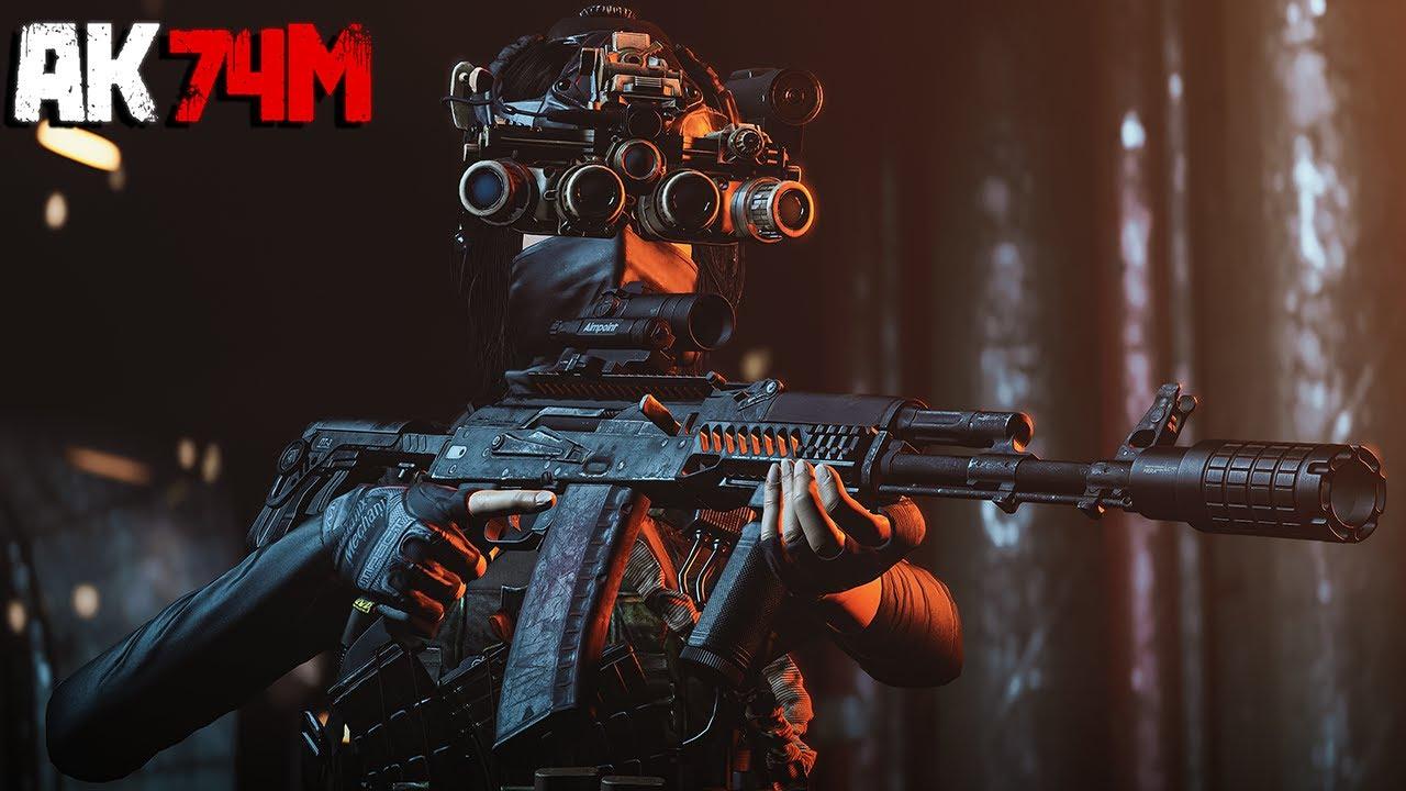 Download Fallout 4 - AK74M