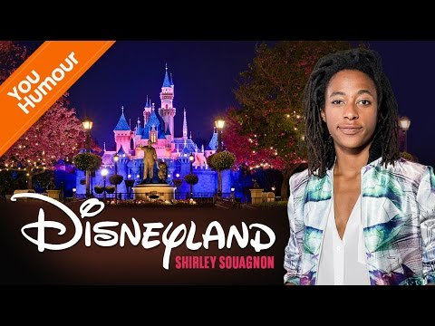 Shirley Souagnon - Disney Land