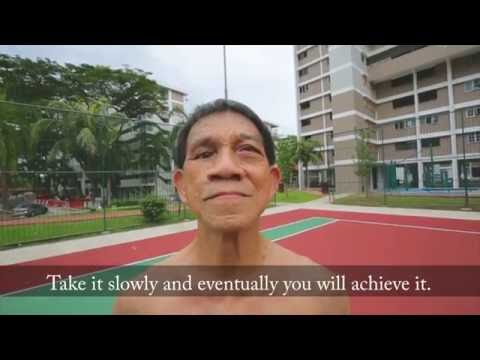 Singapore Neighourhood Street workout Calisthenics (JSS SDMA 2016 Entry)