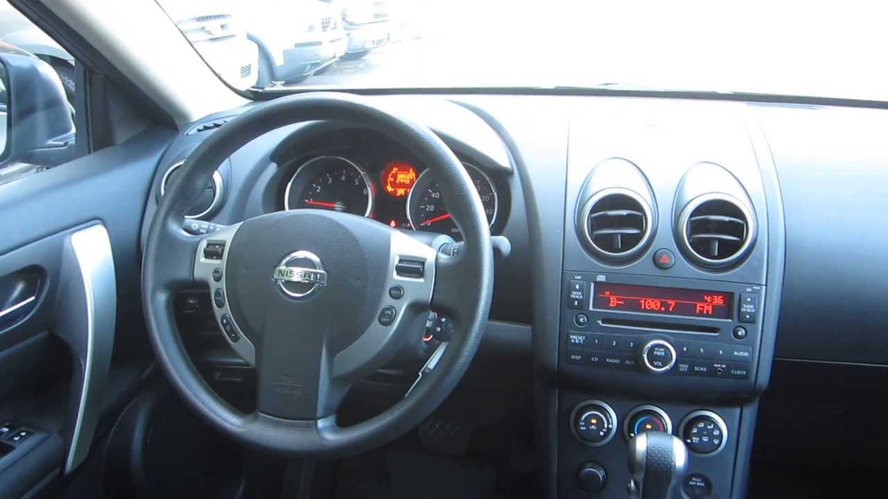 Nj Used Car Center >> 2010 Nissan Rogue, Gray - STOCK# 130896B - Interior - YouTube