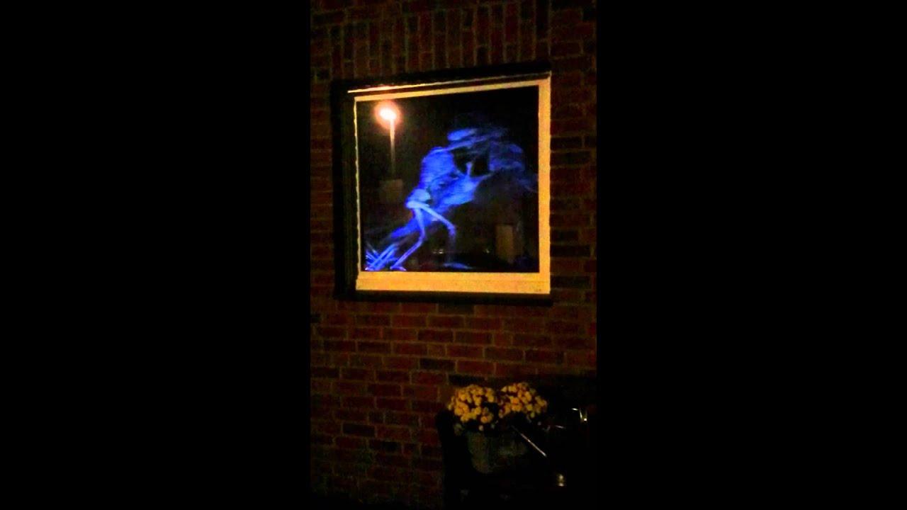 Halloween fenster projection youtube - Halloween fenster projektion ...