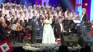 لؤي عبدون يغني مع ديانا حداد «جرح الحبيب» بدلا من العزبي (اتفرج)