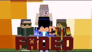 Alan Walker - Faded (A Minecraft Music Video)