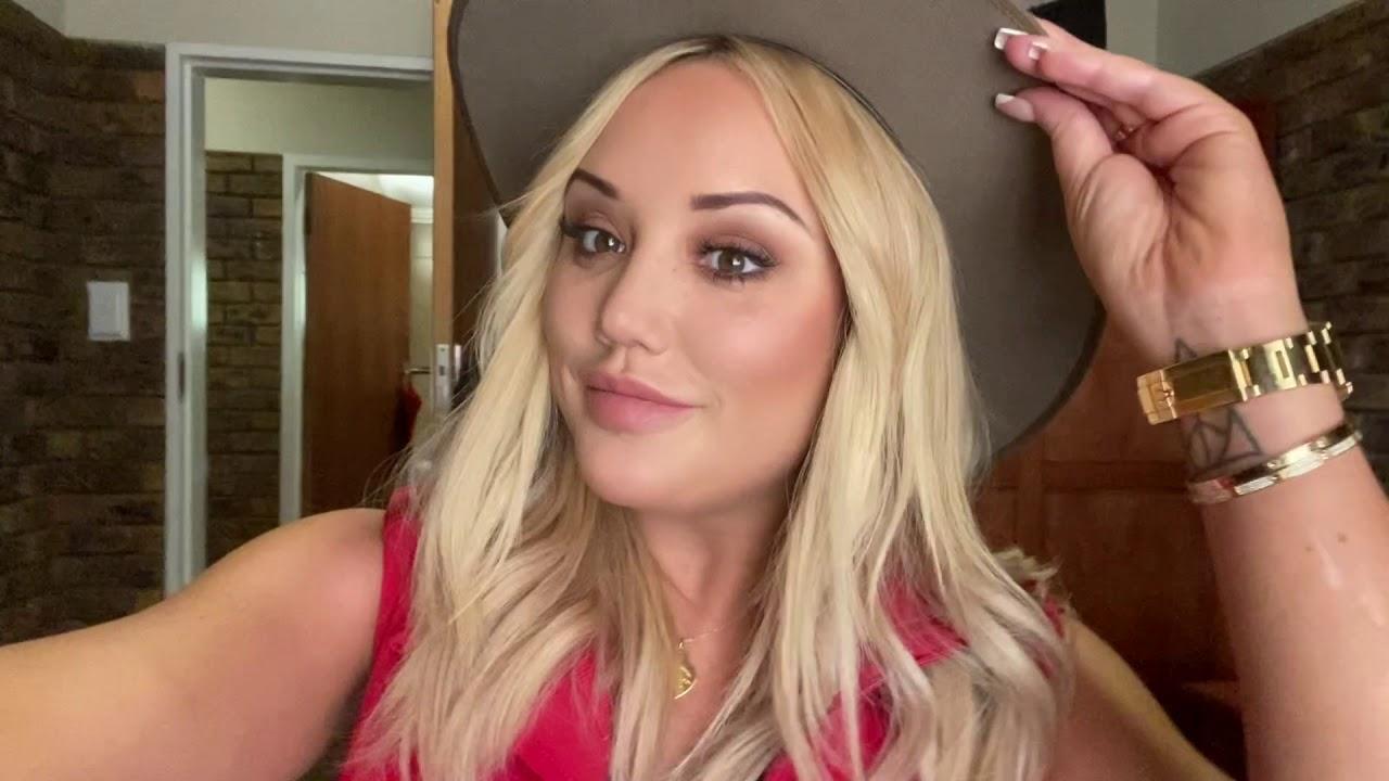 I'm in I'm a Celebrity Australia! | Charlotte Crosby