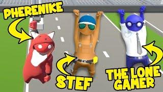 Gang Beasts ITA - Non mollare la presa!!! W/TheLoneGamer