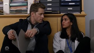 Ben and Saanvi | Manifest season 1 | Don't give up on me