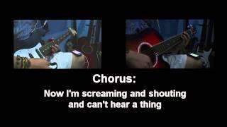Emily - Paraluman (Guitar Cover) + Lyrics