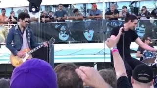 Nick Simmons & Evan Stanley Covering Led Zeppelin on Kiss Kruise 6