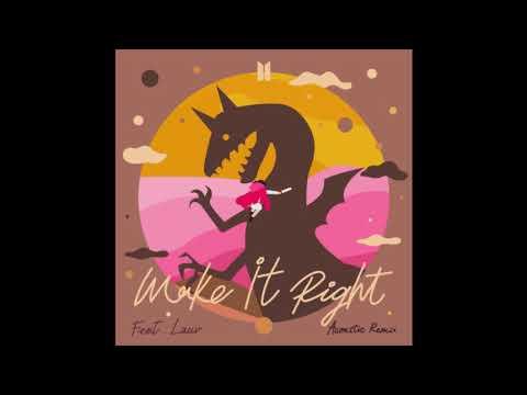 |1 시간/1 HOUR LOOP| Make It Right (Acoustic Ver.) (Feat. Lauv) - BTS