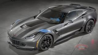 2016 Geneva Motor Show - Chevrolet Corvette Presentation