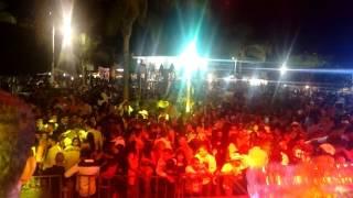 Nico flores con banda monarca de morelia, fiestas de Santa Rita Ayotlán jalisco