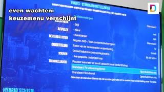 Ondertiteling instellen/wijzigen Kodi
