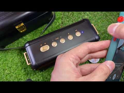 แนะนำ Divoom Mocha 40w Bluetooth Speaker