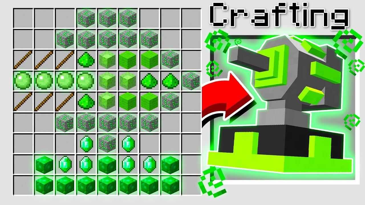 how to make a slime cannon in minecraft pe