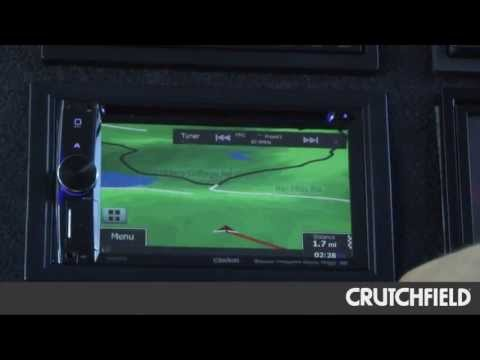 Car In-Dash Navigation Receiver Roundup & Review | Crutchfield Video