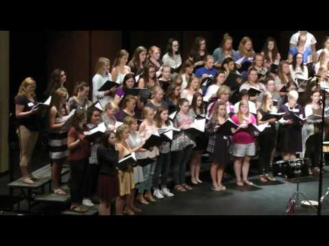 Minnesota Ambassadors of Music 2016 Choir Concert Part 1