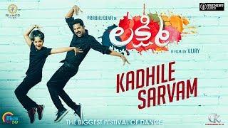 Lakshmi | Kadhile Sarvam | Telugu video | Prabhu Deva, Ditya Bhande| Vijay | Sam CS