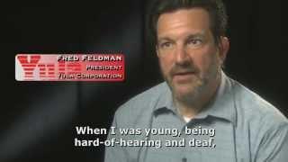 Breaking the Glass Ceiling:  Fred Feldman