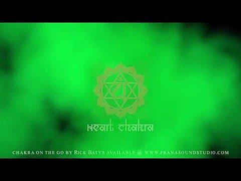 Chakra On The Go -10 min. chakra balancing meditation w binaural beats
