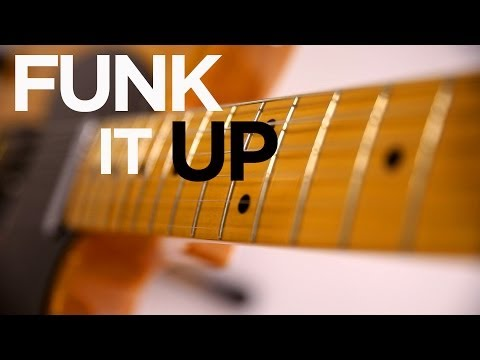 Funk it Up | Guitar | Minute Music School