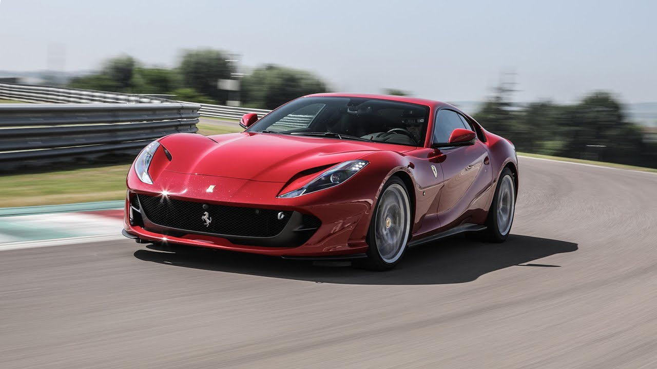 Ferrari 812 Superfast V12 review