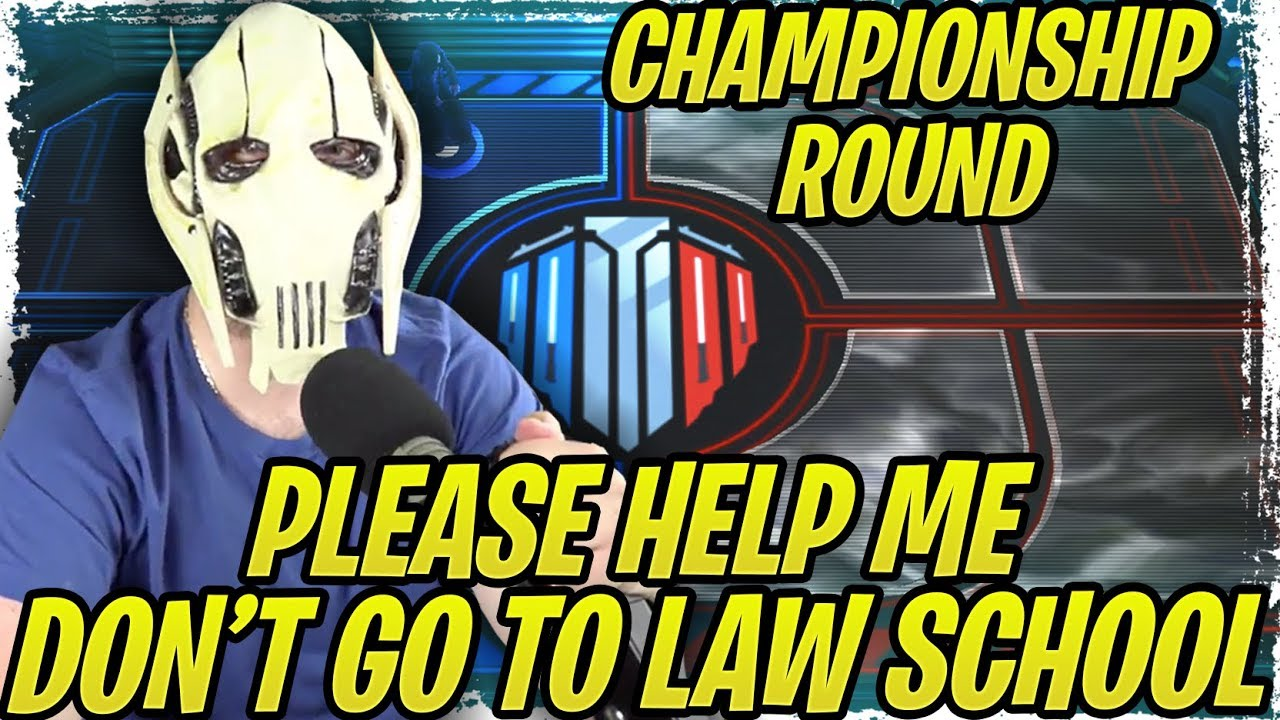 Epic SWGoH Championship Grand Arena Story! Live Transformation Into  Grievous Alter Ego!