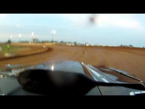 Josh Tomlin Malden Speedway Heat 7 29