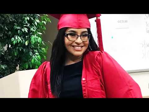 V Mornings -  Teen with Terminal Cancer Celebrates School Graduation in Early Ceremony