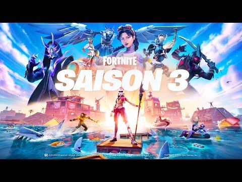 Fortnite Chapitre 2 - Saison 3 | Bande-annonce de lancement