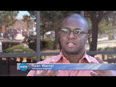 NASA African American History Month Profile-Ryan Warner (Armstrong Flight Research Center)