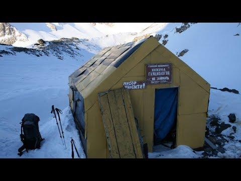 Тренировки на высоте 3000  Актру  Горный Алтай