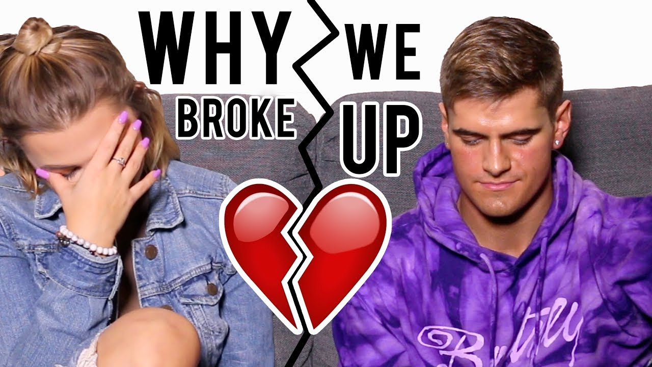 why we broke up how to ask