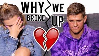 WHY WE BROKE UP   EX TAG (emotional)