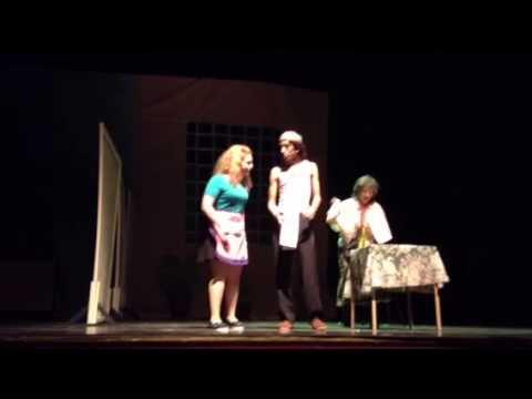 Lucia Belen Capurro, Donde están las nonnas? Teatro el Naci